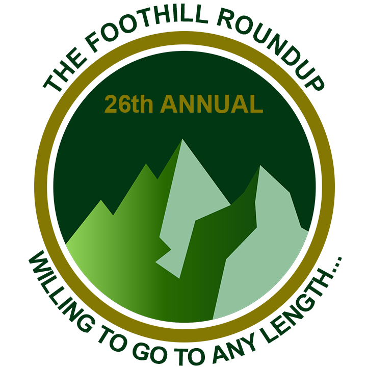 Foothill Roundup Logo